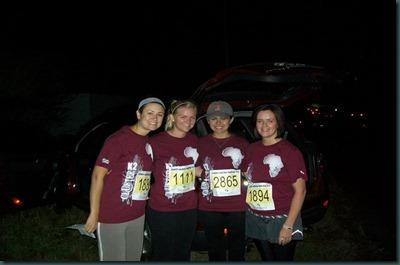 10K run April 22, 2012