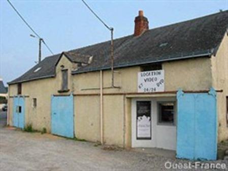 L'annexe de la sellerie-forge avant restauration