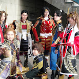 cosplay at the tokyo game show 2009 in japan in Tokyo, Tokyo, Japan