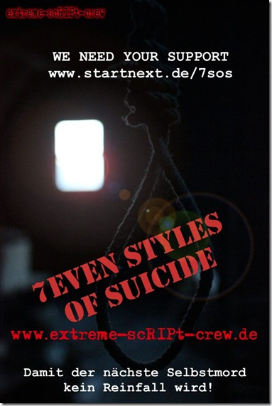 7even styles of suicide