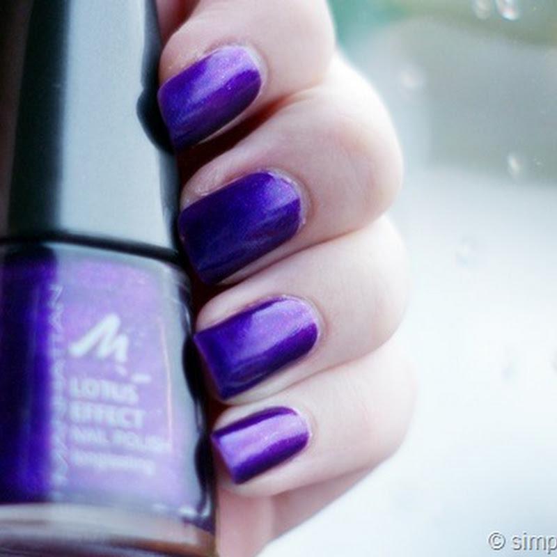 [Lacke in Farbe und Bunt] #04 Violett