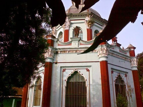 Kali Temple at Rangpur