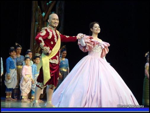 """Resorts World Manila """"The King and I"""" : Leo Valdez & Monique Wilson"""