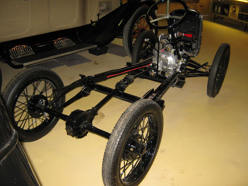 Austin 7 Chassis