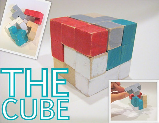 the cube game tutorial