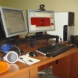 my computer in Toronto, Ontario, Canada