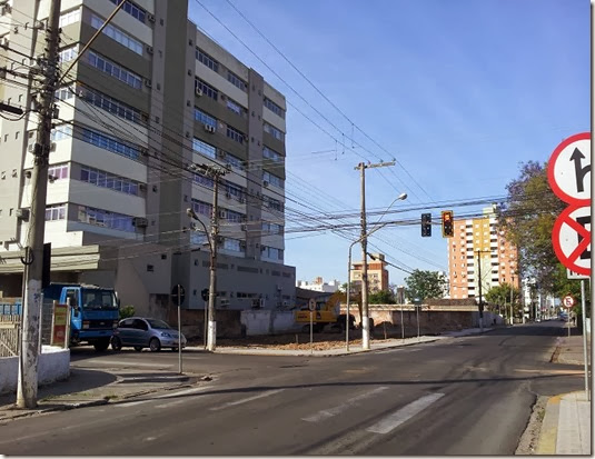 Rua Ararangua - depois