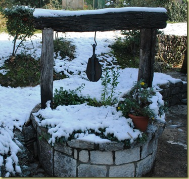 2012 - Thw Well with Snow