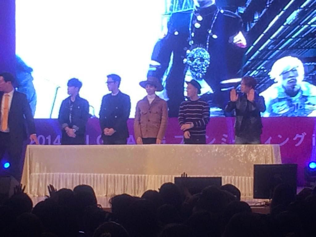 Big Bang - BIGBANG Fan Meeting in Seoul - 18oct2014 - Fan - daesungX1122 - 01.jpg