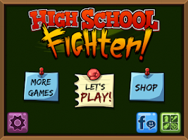 Screenshot of High School Fighter - Street