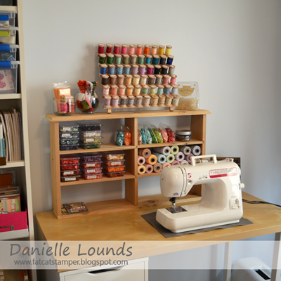 CraftyOrg_SewingDesk