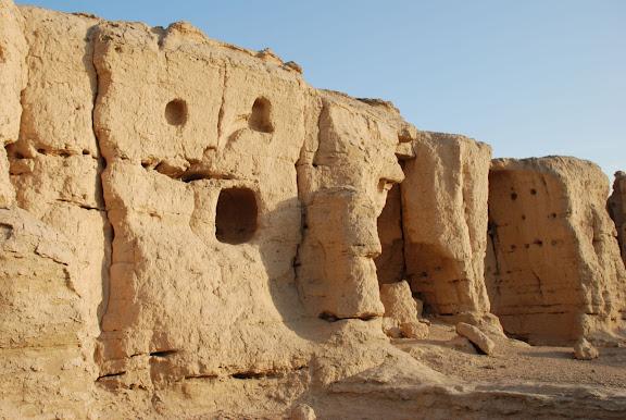 Turfan - Ruines de Jiaohe 23