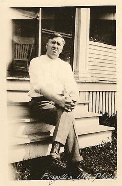 Uncle Charles Hanson  1929 DL Antiques