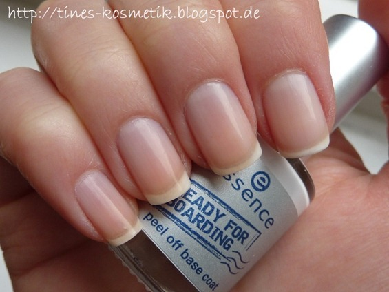 essence peel off base coat 1