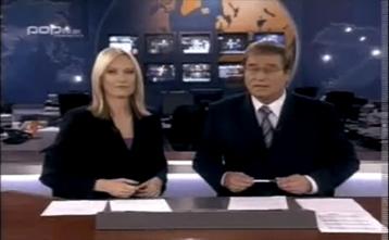 Προσγείωση ΑΤΙΑ μεταδίδεται από σλοβενική τηλεόραση