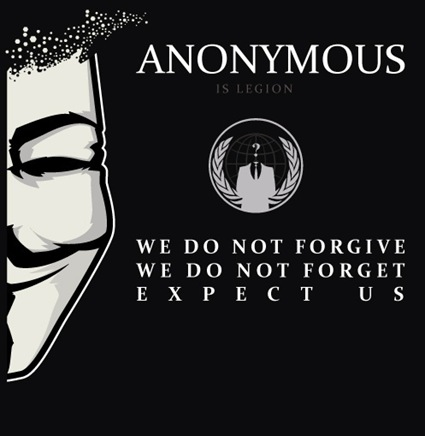 Anonymous is legion