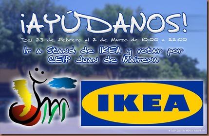 Ceip juan de mairena nos ayudas ikea sevilla colabora - Ikea de sevilla ...