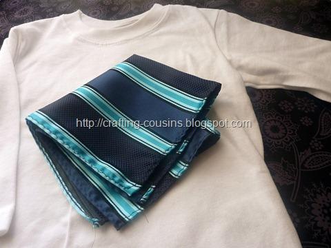 neck tie tee shirt (2)