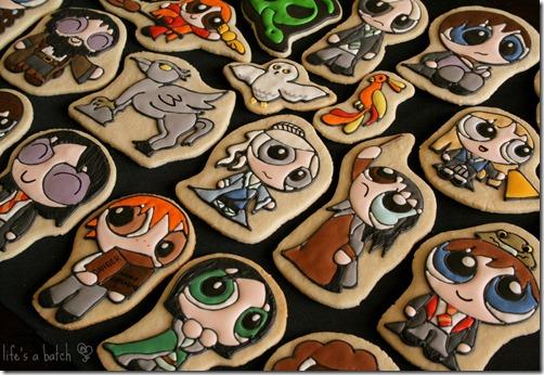 potterpuff cookies