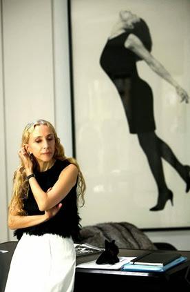 Mrs. Franca Sozzani, Editor-in-Chief of Vogue Italia