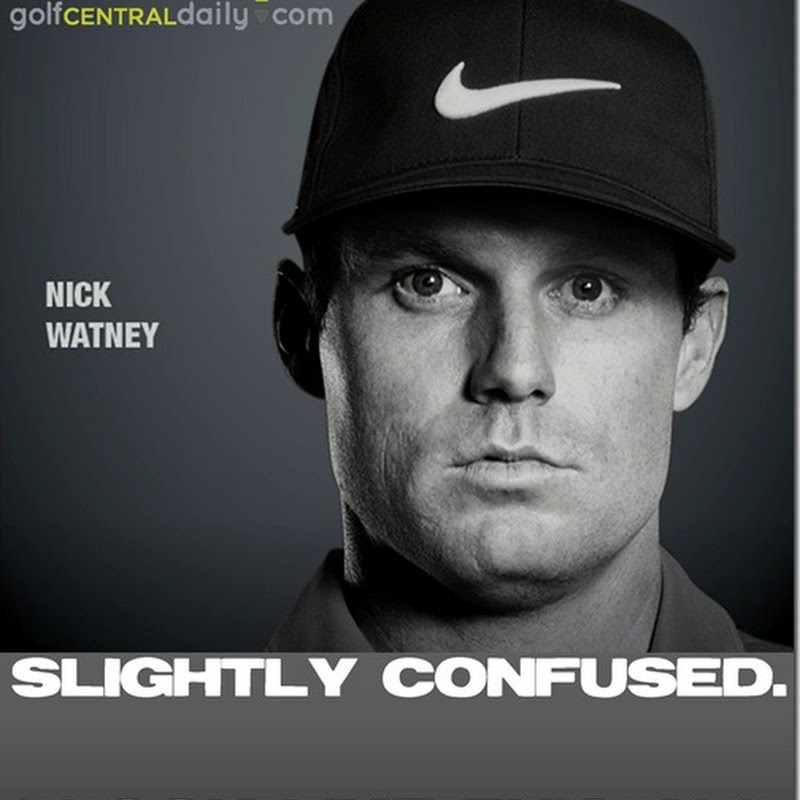 What's In The Nike Bag 2013 Nick Watney