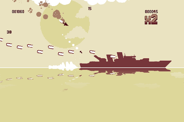 Vlambeer's Luftrausers due out later this month