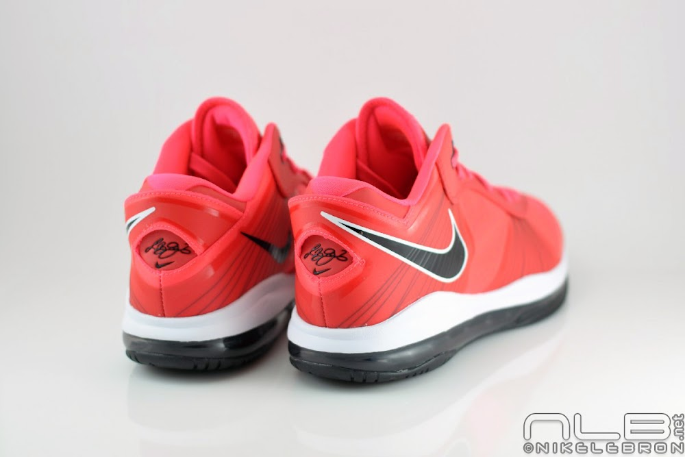 lebron 8 low red - photo #23