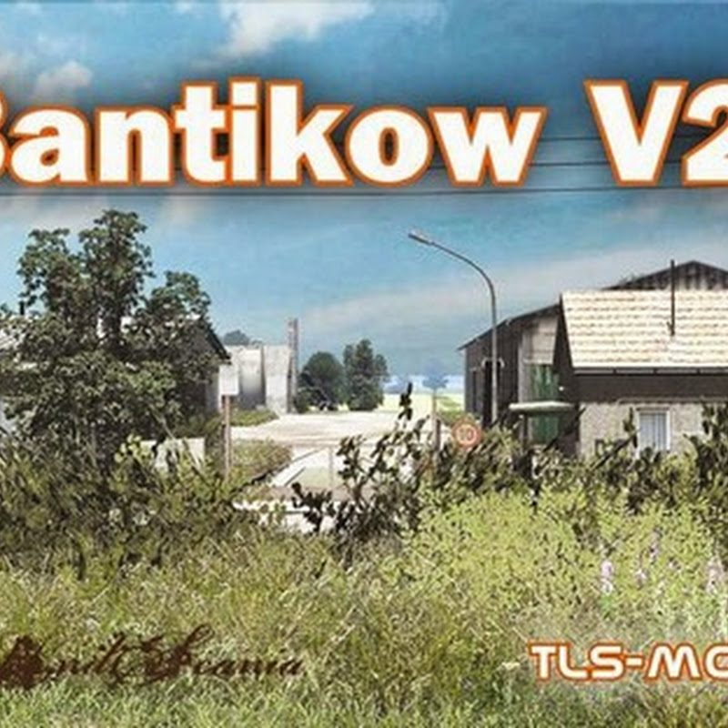 Farming simulator 2013 - Bantikow v 2.0