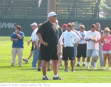 'Eagles Coach Andy Reed' photo (c) 2009, Lehigh Valley, PA - license: http://creativecommons.org/licenses/by/2.0/