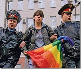 Russia LGBTI rights