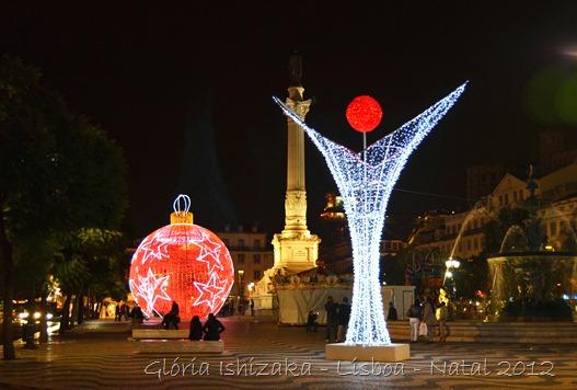 Glória Ishizaka - Lisboa - Luzes de Natal - 21