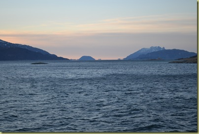 Nesna View leaving