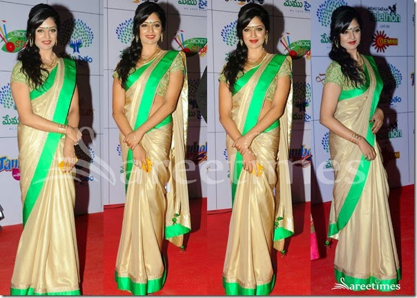 Vimala_Raman_Cream_Silk_Saree