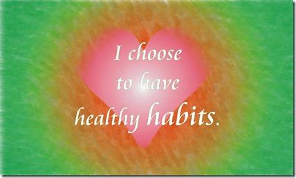 Healthy -Habits