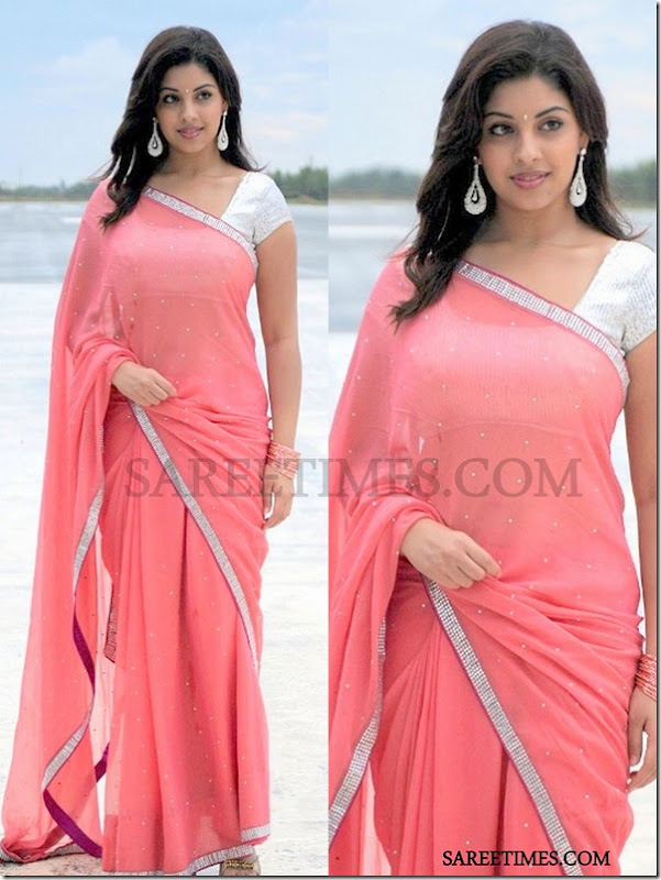 Richa_Gangopadhyay_Pink_Saree