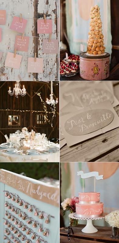 Semplicemente Perfetto Pink Wedding 03