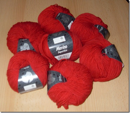 2013_02 Lana Grossa Merino superfein in rot (1)
