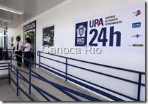 Unidade de Sepetiba é a quarta administrada pela Secretaria Municipal de Saúde na Zona Oeste