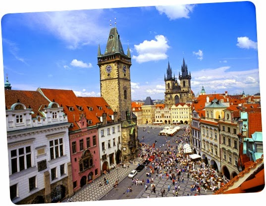 Travel in Europe_Prague