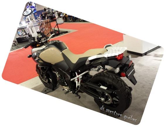 DS Aventure Quebec Suzuki V_Strom 1000 2014