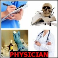 PHYSICIAN- Whats The Word Answers