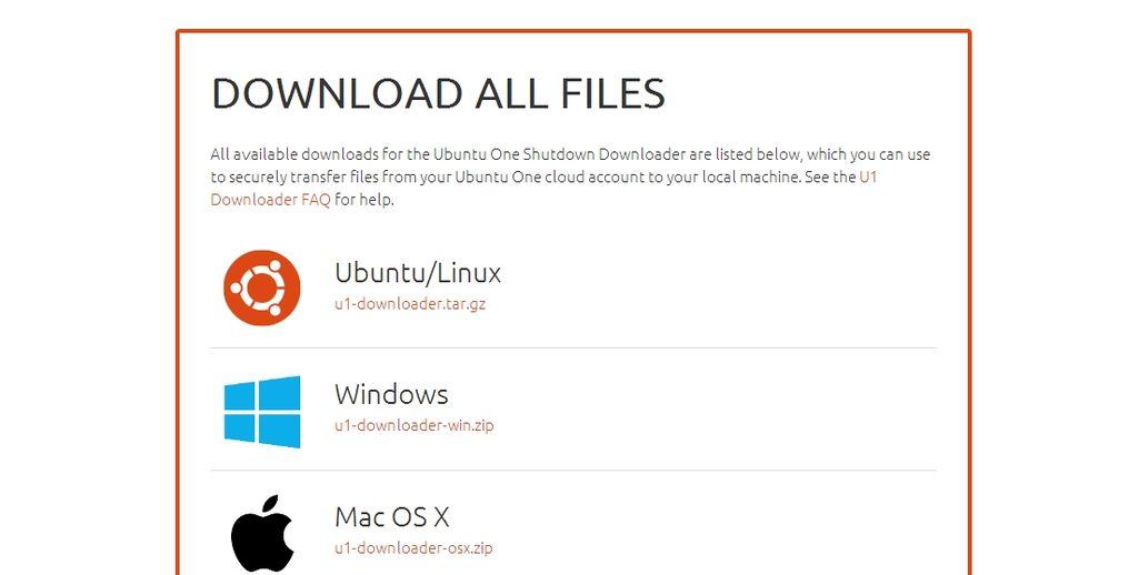 U1 Downloader