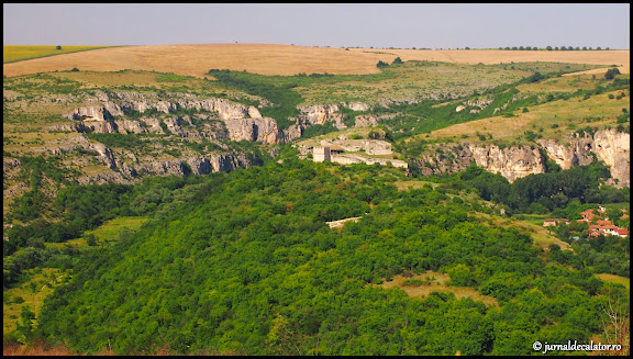 Cetatea medievala Cherven