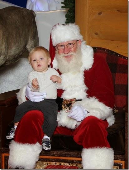 Christmas 2014 - Santa
