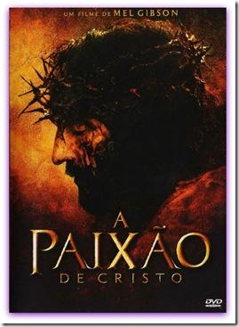 Imagem de Banner do filme Paixao de Cristo, com Jim Caviezel