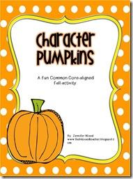 Character Pumpkins