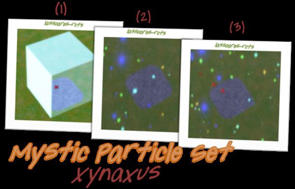Mystic Particle Set I (Xynaxus) lassoares-rct3