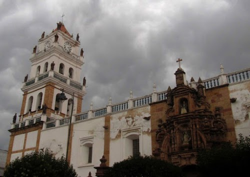 Cathedral Sucre