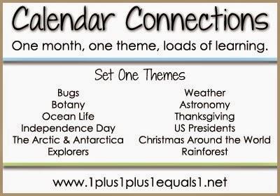 Calendar Connections Set 1