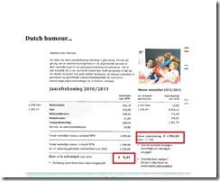 dutch humor